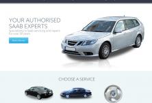 Abbott Saab Announce New Website